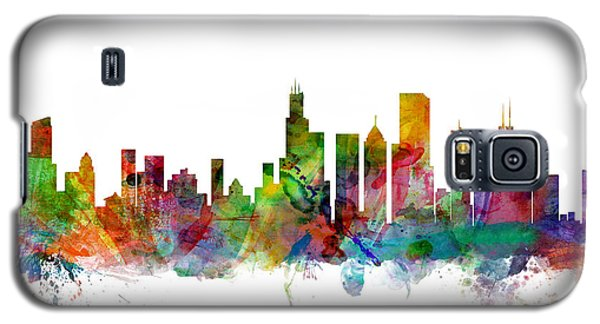 Chicago Illinois Skyline Galaxy S5 Case