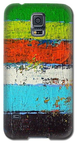 6 Colores Galaxy S5 Case by Everette McMahan jr