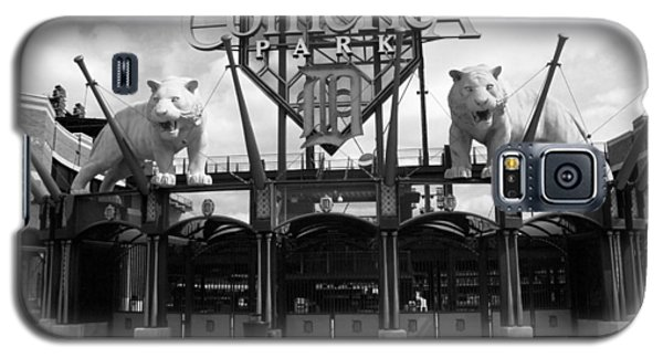 Comerica Park - Detroit Tigers Galaxy S5 Case by Frank Romeo
