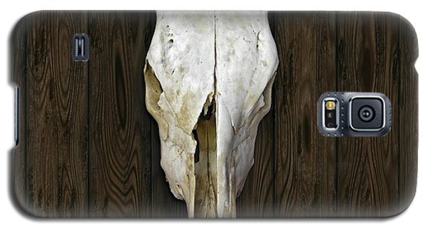 Cow Skull Galaxy S5 Case