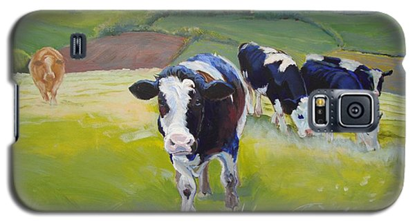 Cows Galaxy S5 Case