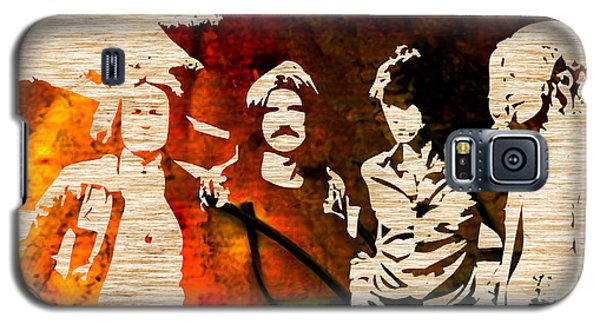 Led Zeppelin Galaxy S5 Case by Marvin Blaine