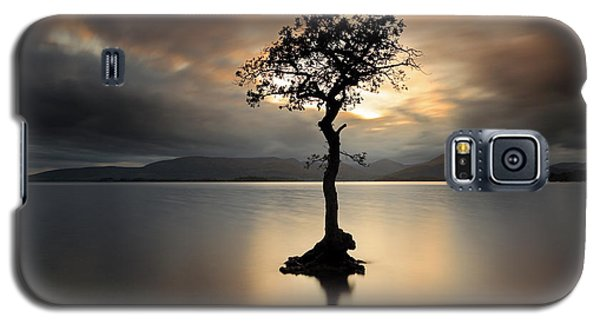 Loch Lomond Sunset Galaxy S5 Case by Grant Glendinning