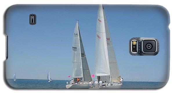 Sailboat Race Galaxy S5 Case