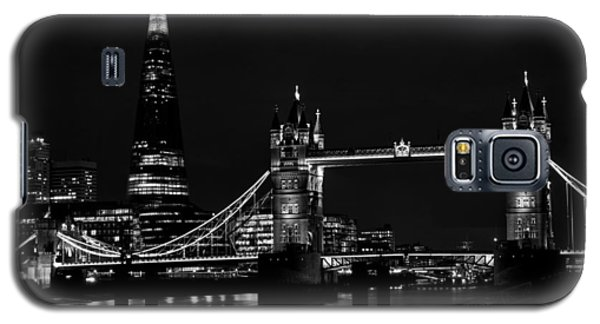 The Shard And Tower Bridge Galaxy S5 Case