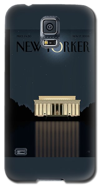 New Yorker November 17th, 2008 Galaxy S5 Case