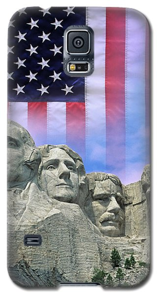 Usa, South Dakota Galaxy S5 Case