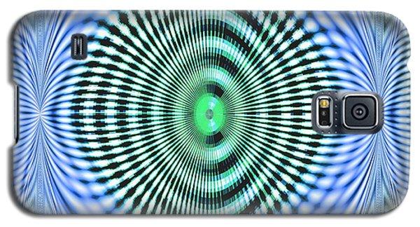Galaxy S5 Case featuring the digital art 60s Time by Aliceann Carlton