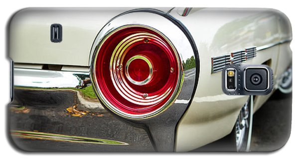 62 Thunderbird Tail Light Galaxy S5 Case by Jerry Fornarotto