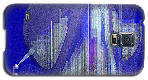 629 - City Of Future 5 .... Galaxy S5 Case