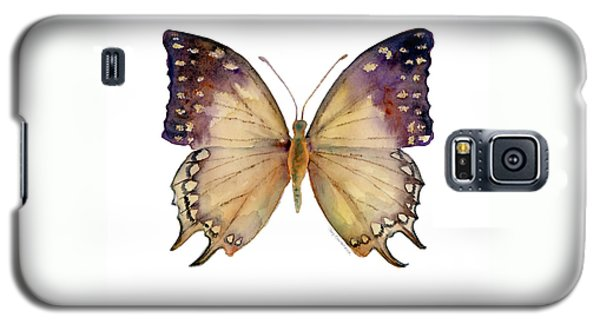 63 Great Nawab Butterfly Galaxy S5 Case