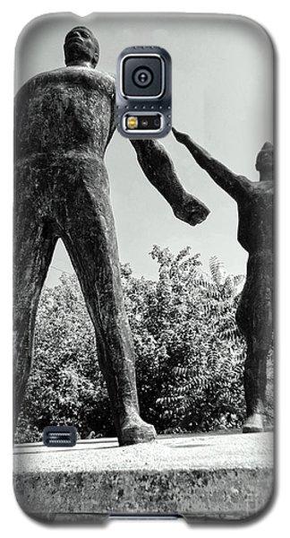 Budapest Memento Park-communist Statues Park Galaxy S5 Case