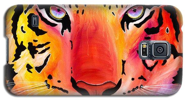 6983 Tiger Galaxy S5 Case