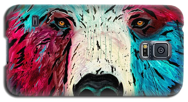 Bear Galaxy S5 Case