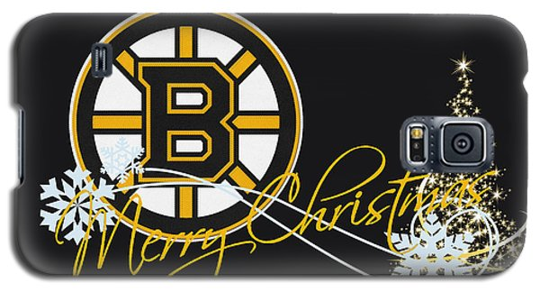 Boston Bruins Galaxy S5 Case by Joe Hamilton