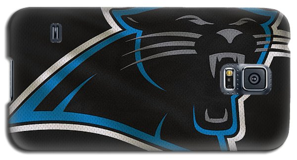 Carolina Panthers Uniform Galaxy S5 Case