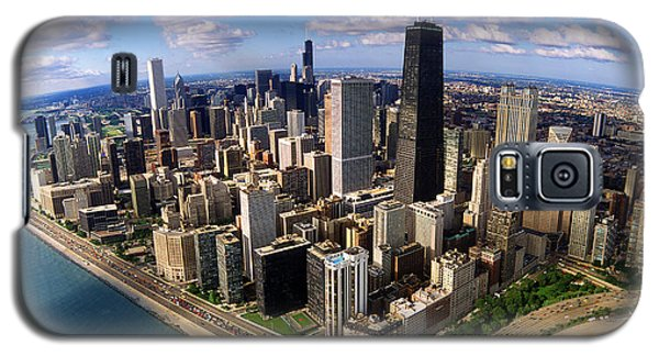 Chicago Il Galaxy S5 Case by Panoramic Images