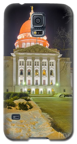 Madison Capitol Galaxy S5 Case