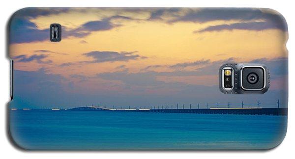 7 Mile Bridge 8 Galaxy S5 Case by Scott Meyer