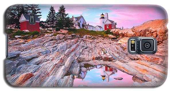 Pemaquid Lighthouse Galaxy S5 Case by Emmanuel Panagiotakis
