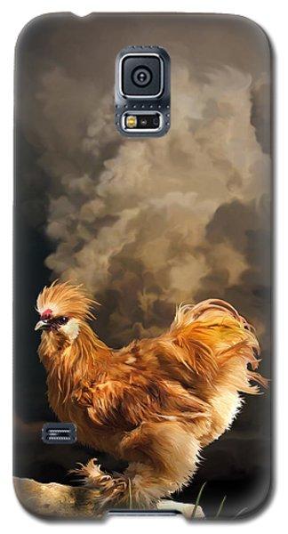 7. Thunder Buff Galaxy S5 Case