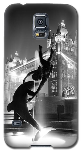 Tower Bridge And Statue Galaxy S5 Case