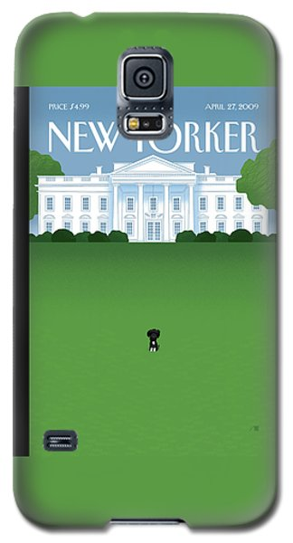 New Yorker April 27th, 2009 Galaxy S5 Case