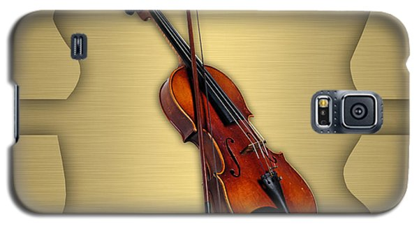Violin Collection Galaxy S5 Case by Marvin Blaine