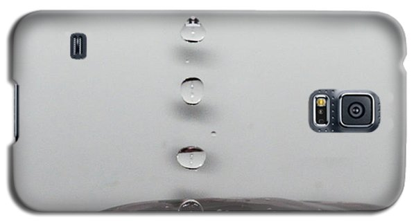 7 Water Drops Galaxy S5 Case