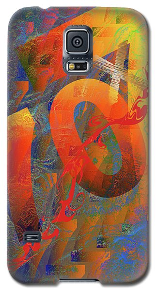 70 X 7 Galaxy S5 Case by Chuck Mountain