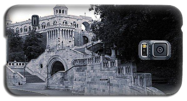 Budapest Hungary - Fishermans Bastion Galaxy S5 Case