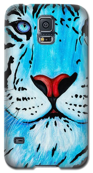 Blue Bengal Galaxy S5 Case