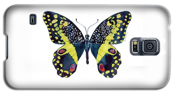 73 Citrus Butterfly Galaxy S5 Case