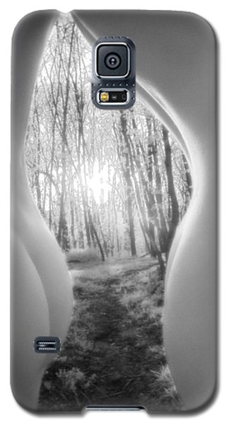 7551 Temple Of Two Bodies   Galaxy S5 Case