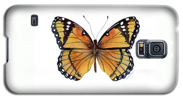 76 Viceroy Butterfly Galaxy S5 Case