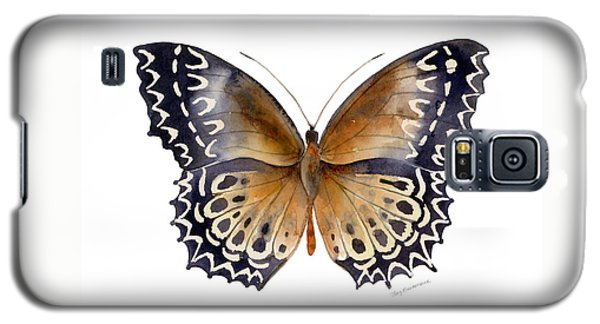 77 Cethosia Butterfly Galaxy S5 Case