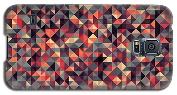Pixel Art Galaxy S5 Case