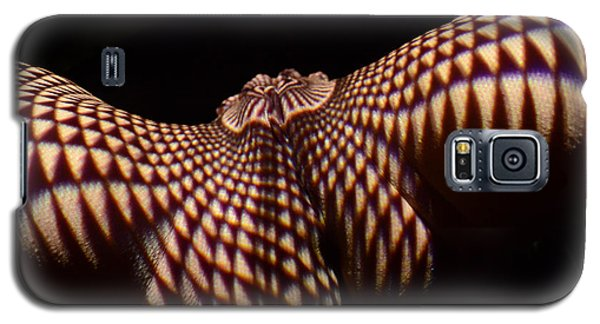 7896 Experimental Nude Abstract Galaxy S5 Case