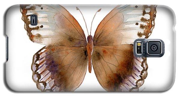79 Jungle Queen Butterfly Galaxy S5 Case