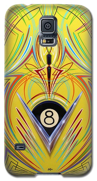 8 Ball Fever Galaxy S5 Case