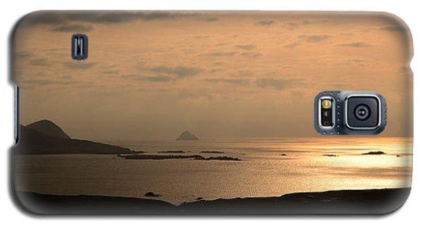 Blasket Islands Galaxy S5 Case by Barbara Walsh