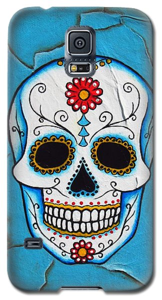 Day Of The Dead Galaxy S5 Case by Joseph Sonday