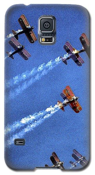 8 Planes 12932 Galaxy S5 Case