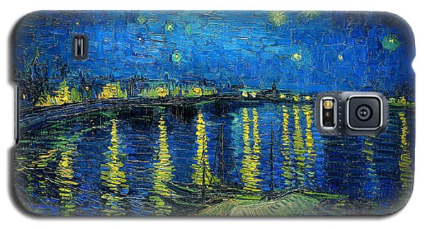 Starry Night Over The Rhone Galaxy S5 Case