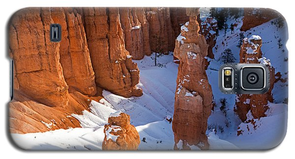 Sunset Point Bryce Canyon National Park Galaxy S5 Case