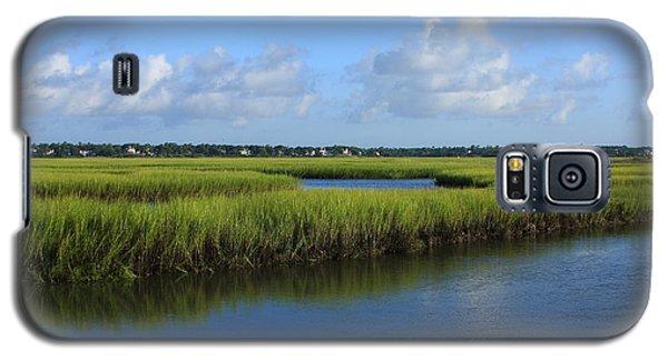 Wrightsville Beach Marsh Galaxy S5 Case