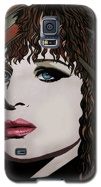 80's Barbra Galaxy S5 Case
