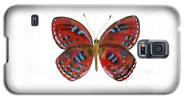 81 Paralaxita Butterfly Galaxy S5 Case