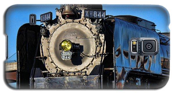 844 Locomotive Galaxy S5 Case