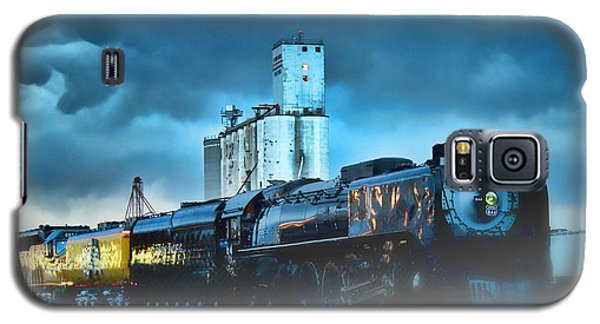844 Night Train Galaxy S5 Case